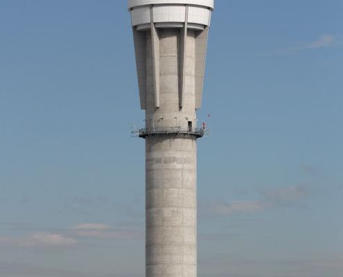 Air Traffic Control Tower - Calgary
