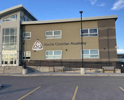 Airdrie Christian Academy - Airdrie