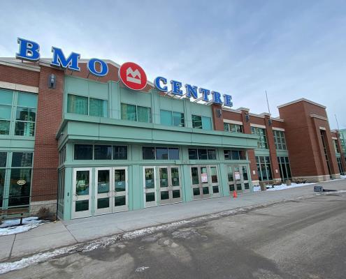 BMO Centre Calgary Stampede Halls D,E & Palomino
