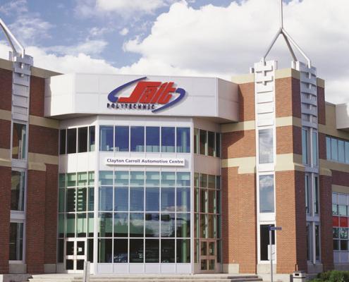 Clayton Carroll Automotive Centre - SAIT