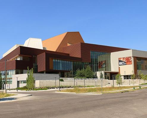Mount Royal Conservatory & Preformance Hall - Calgary