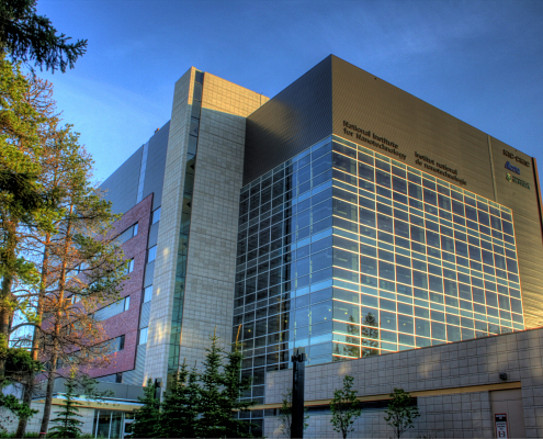 National Institute for Nanotechnology - NINT - UofA