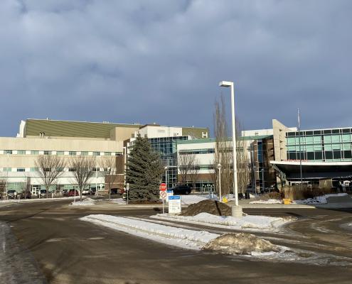Red Deer Regional Hospital - Red Deer