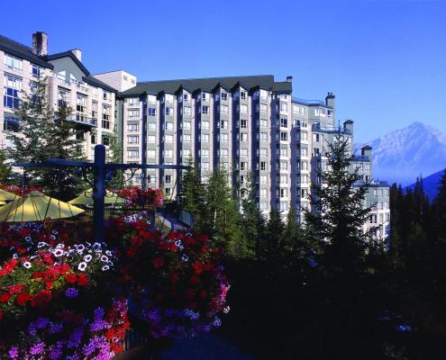 Rimrock Resort Hotel - Banff