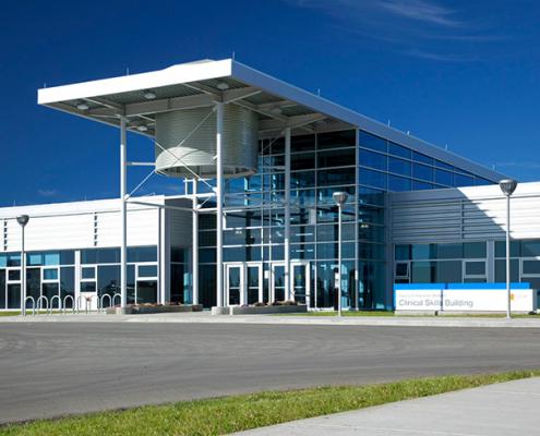 UCVM Clinical Skills Building Spy Hill Campus - Calgary