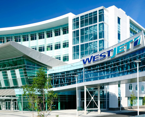 Westjet Office Campus - Calgary