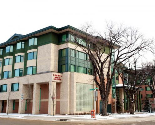 Wing Kei Care Centre - Calgary