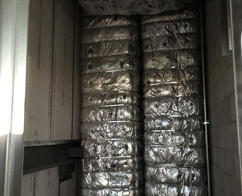 Kitchen Exhaust Duct